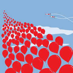 Inspired By 99 Red Balloons Myu3lo D Goldfinger