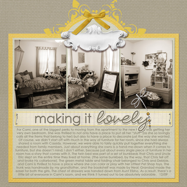 Making-it-lovely