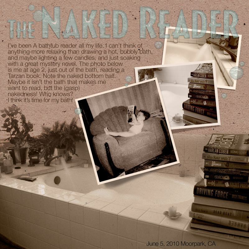 NakedReader