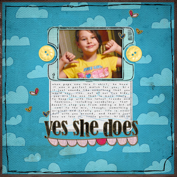 Yes-she-does