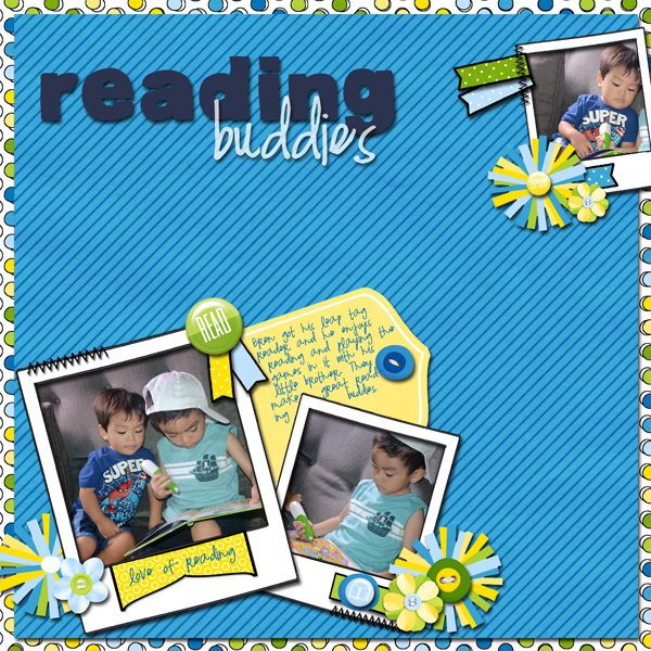 Reading buddies 600